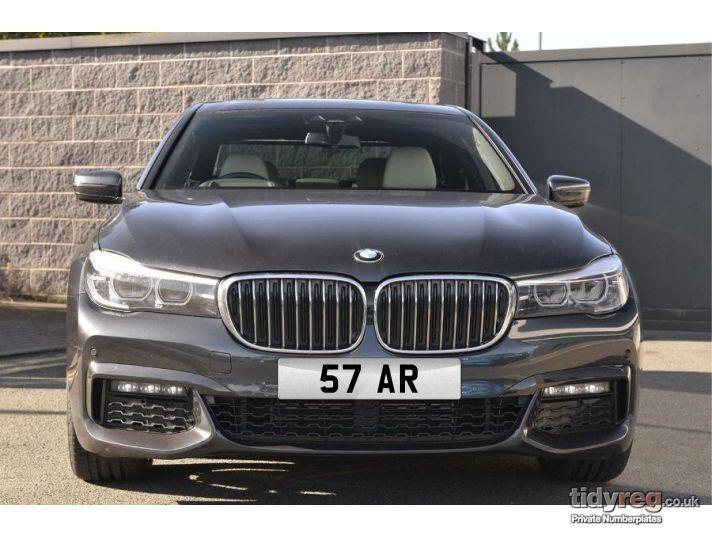 57 AR - BMW 740d