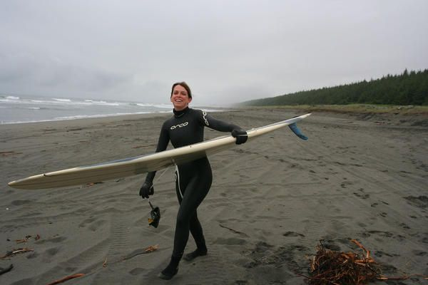 Surfing Yakutat, Alaska at http://tripoutlook.com/?p=14592 as seen on 5 Incredible Surfing Destinations You Didn't Know Existed by TripOutlook.com #surfing