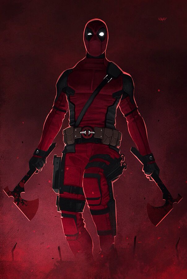 Deadpool is awesome!