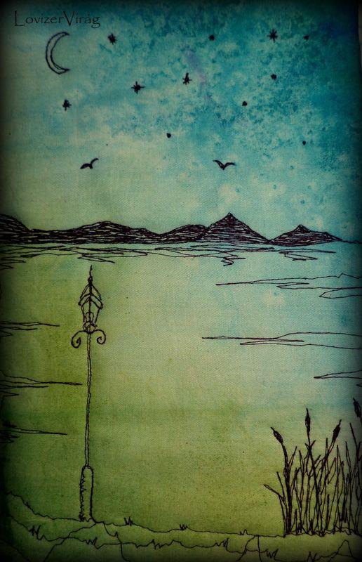 Drawing thread by ZerVir