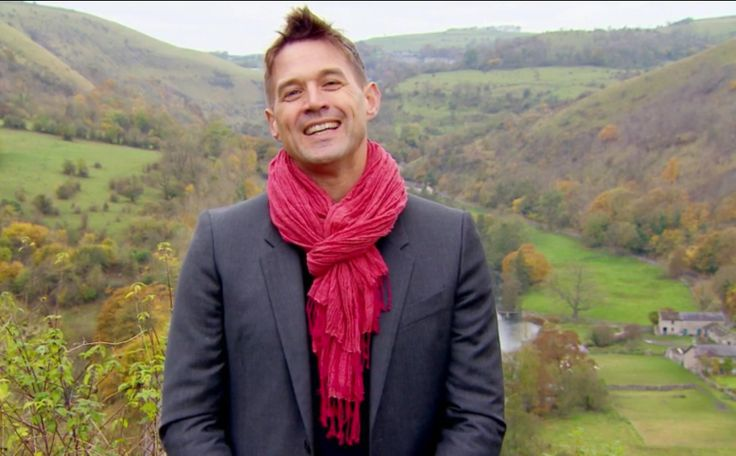 Mindsprings Alistair Appleton escape to the country