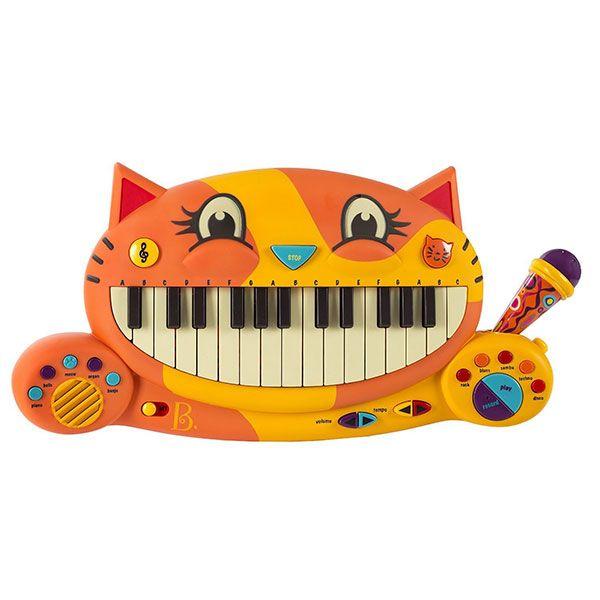 B. Toys B. Meowsic (Keyboard)