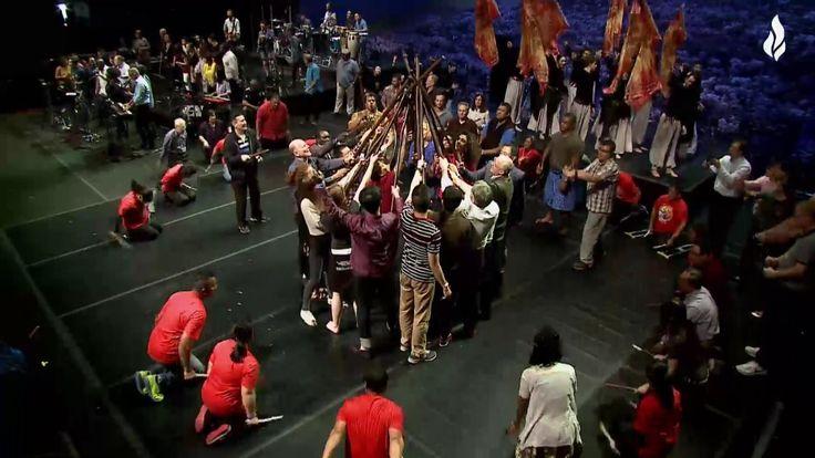 Global Gathering Jerusalem 2016 - Session 3