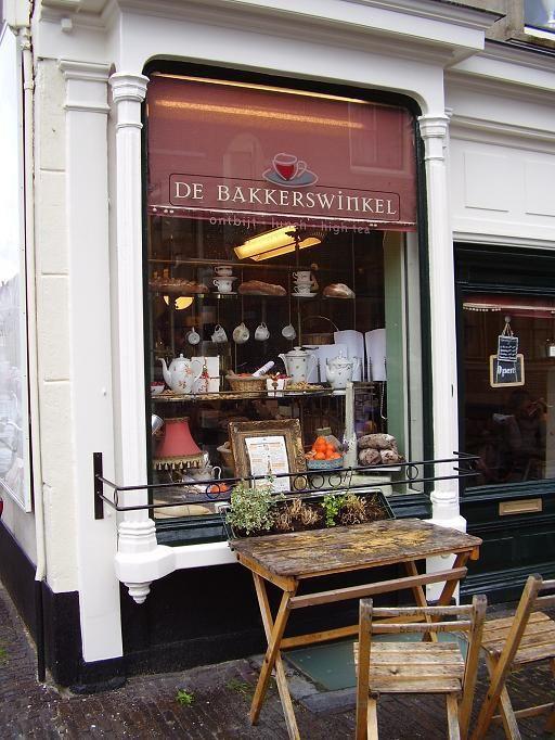 De Bakkerswinkel | Utrecht, Netherlands