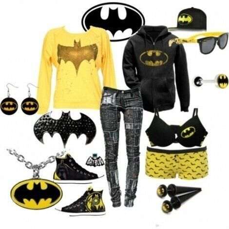YES <3 i want this so fucking bad! Batman outfit