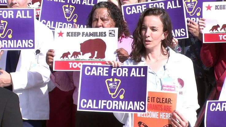 LAC+USC Medical Center physicians say it is sanctuary for undocumented immigrants | abc7.com