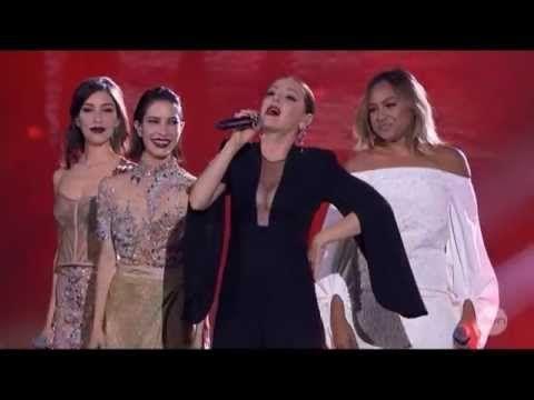 "Tina Arena, Jessica Mauboy and The Veronicas - ""Chains"" - ARIA Awards Australia 2015 - YouTube"