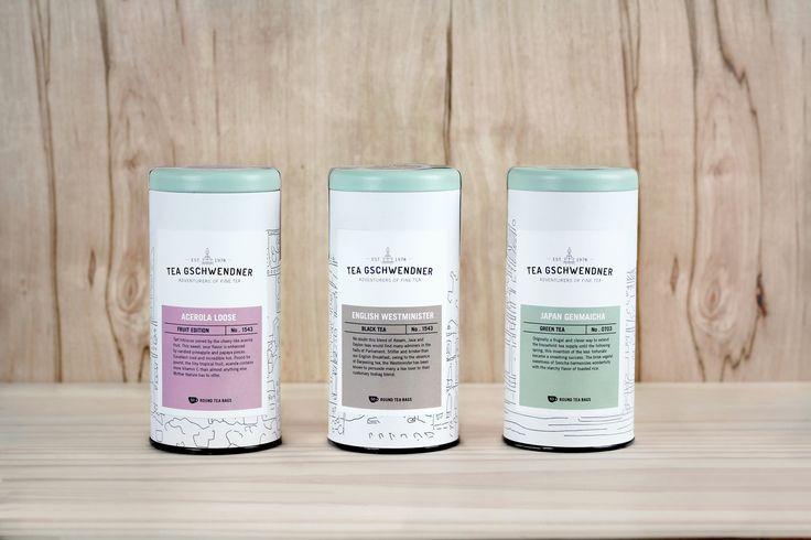 Tea Gschwendner — Johnson Yur