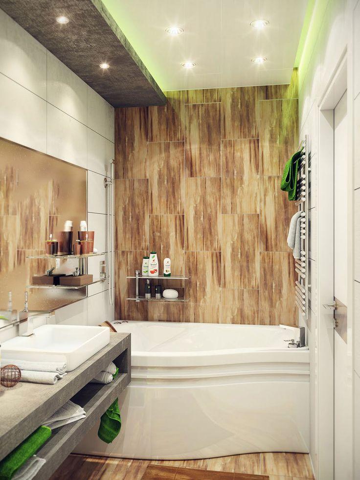 интерьер небольшой ванной комнаты 4 кв. м.