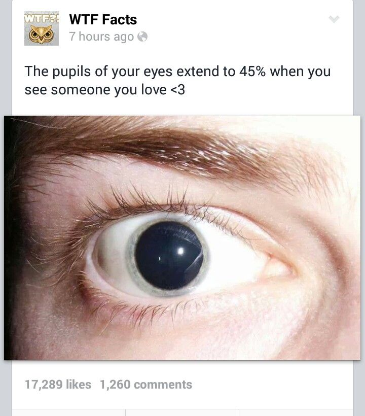 how to make pupils small on acid
