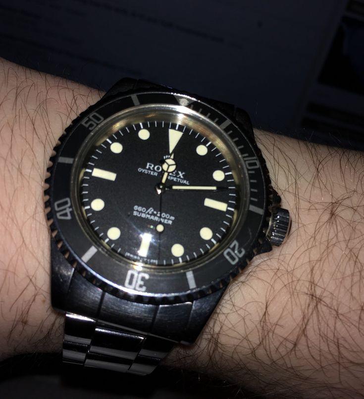 [Rolex] 5513 with 9315 Bracelet http://ift.tt/2BezoC2
