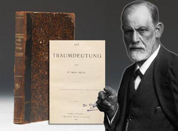 Σύγγραμμα του αυστριακού νευρολόγου και ψυχίατρου Ζίγκμουντ Φρόιντ, που αποτέλεσε την πρώτη συστηματική προσπάθεια να εξηγηθούν με επιστημονικό τρόπο τα όνειρα...