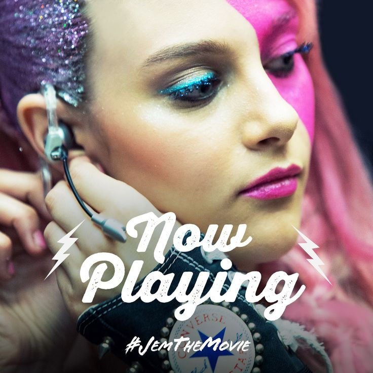 Who is Jem? It's time to find out! #JemTheMovie, now playing!