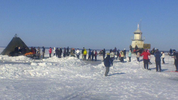 Siilinkari in winter time, #Tampere