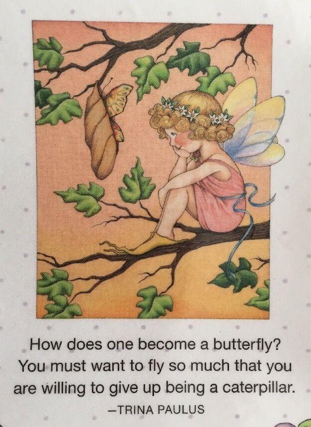 Handmade Fridge Magnet-Mary Engelbreit Artwork-How Does One Become