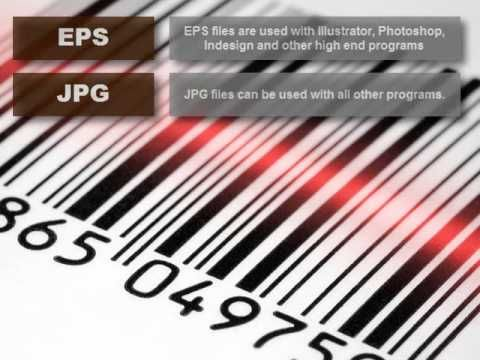 All about EAN and UPC Barcodes