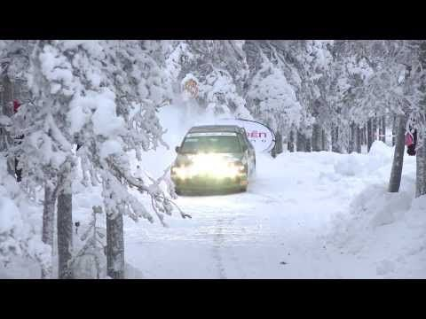 Rally in Rovaniemi in Finland – Arctic Lapland Rally