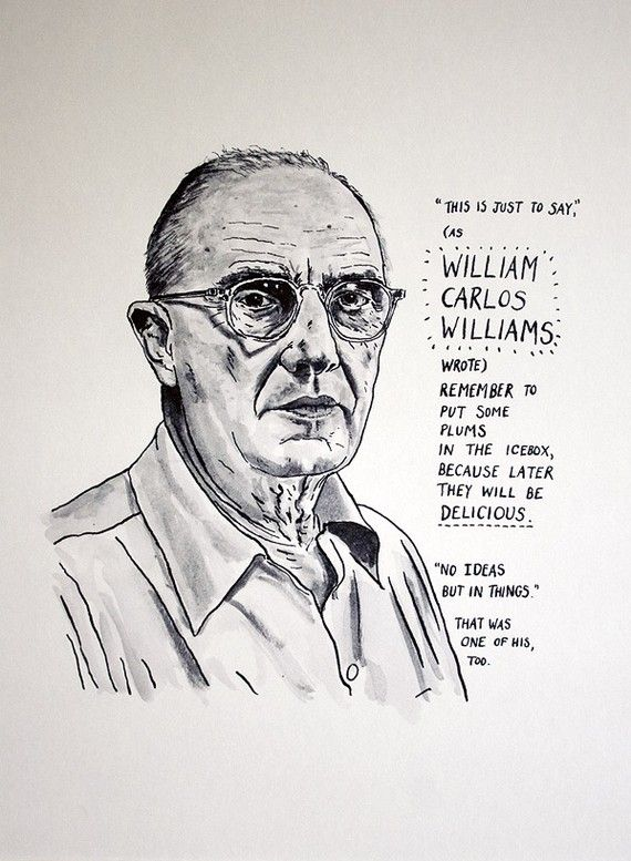 an introduction to the literature by william carlos 326 copies  williams  early poetry used free verse, rather than rhyme, to create images of   early poems with an introduction by william carlos williams allen.