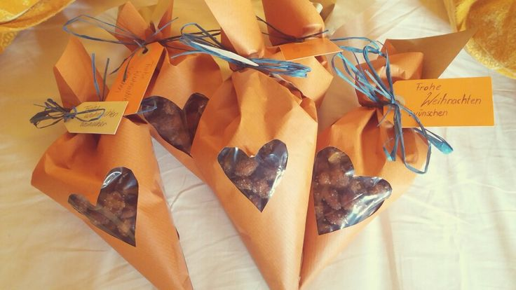 Süße Geschenktüten