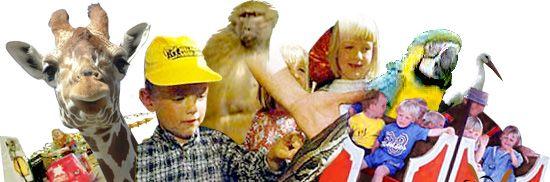 Jyllands Park Zoo -   Zoo ved Haunstrup