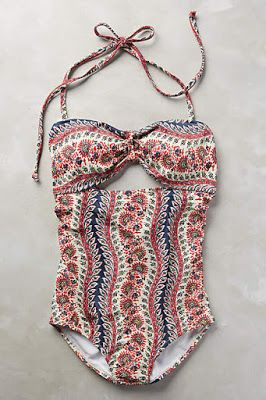 Boho Inspired One-Piece
