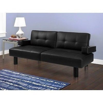 not real leather sofa