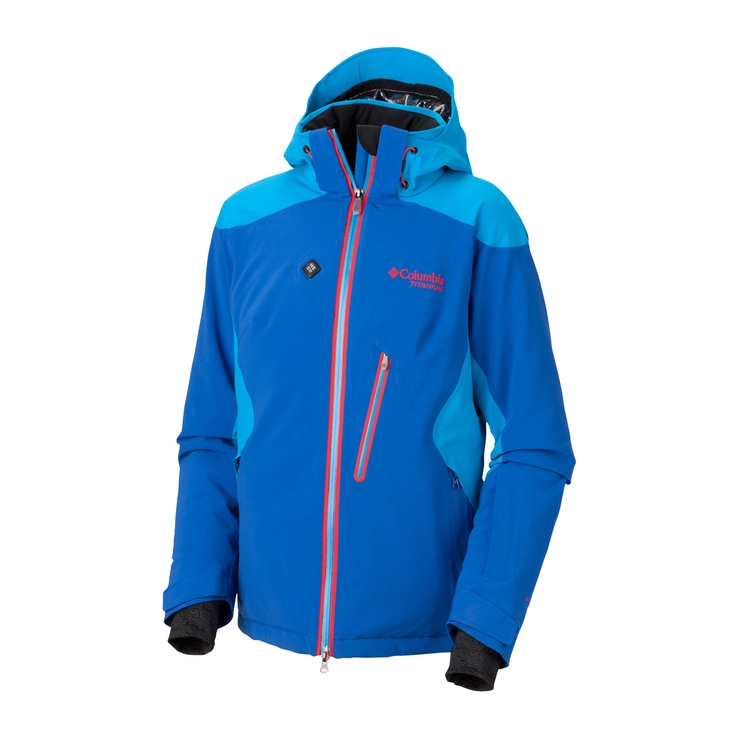 Ooooh- my dream winter walking jacket!  Now for heated shoes...