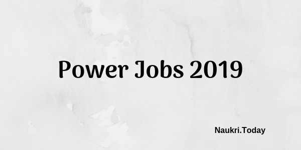 Power Jobs 2019 2020 Check Upcoming Current Power Energy Jobs Power Energy Power Job