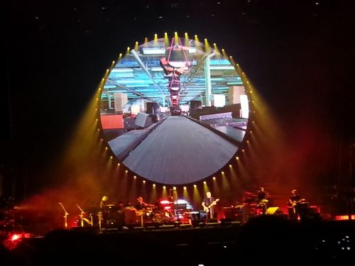David Gilmour Chantilly 2016