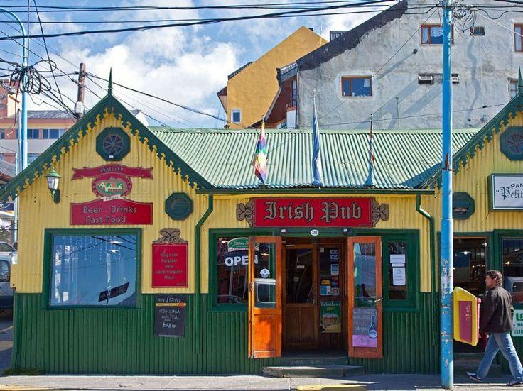 Dublin Pub , Ushuaia ,Argentina