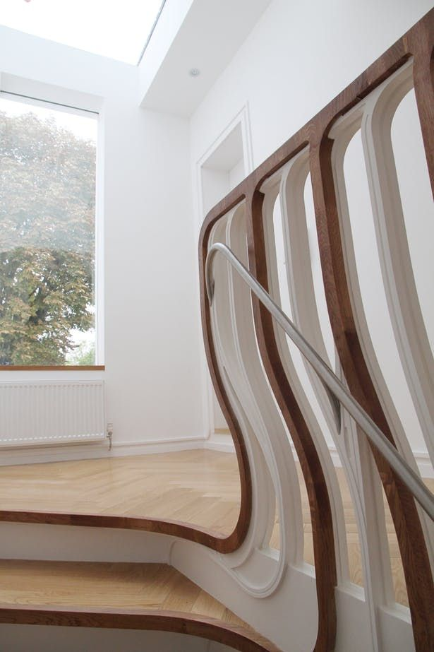 750 best Steps \ Staircases images on Pinterest Stairs - holz treppe design atmos studio