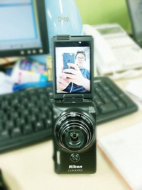 自撮り用デジカメ!ニコンS6900はこんな感じです。 ★カメラのキタムラ公式ブログ★