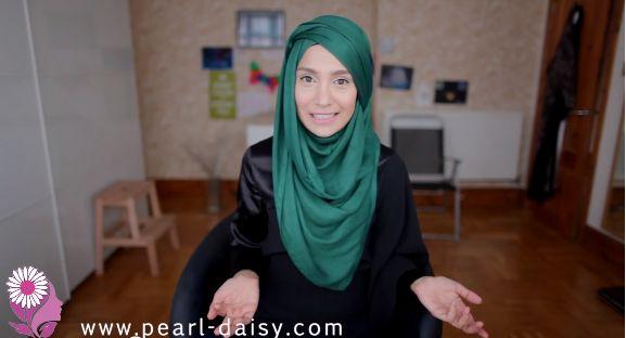 Amenakin turban hijab