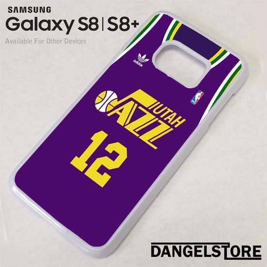 utah jazz basketball jersey For Samsung S8 | S8 Plus Case