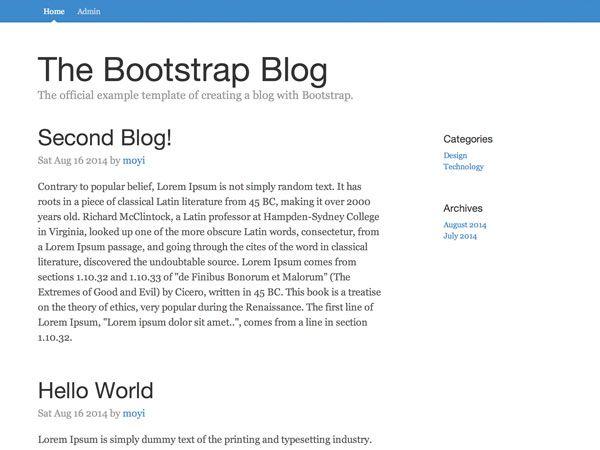 Det er mange blogg systemer der ute, hvilken skal man velge, hvem er best osv.. Det enkle svaret ...