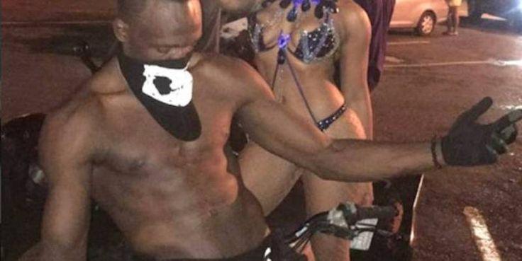Ξεσήκωσε ο προκλητικός χορός του Γιουσέιν Μπολτ στη Τζαμάικα - Δείτε ΒΙΝΤΕΟ
