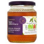 Sainsbury's Mexican Orange Blossom Honey, Taste the Difference 340g