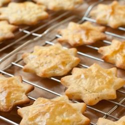 Light, crispy old-world German anise cookies from a family recipe dating back 100 years