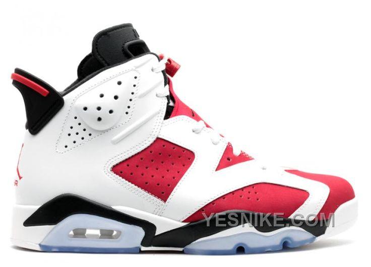 Nehmen Billig Deal Air Jordan 6 Retro Speckled Schuhe Rot Schwarz Billig