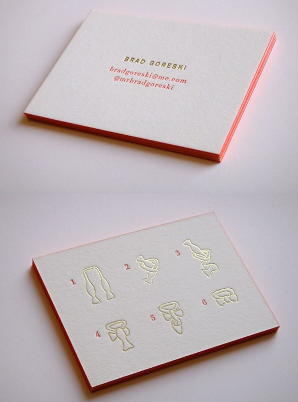 the best business cards ever!