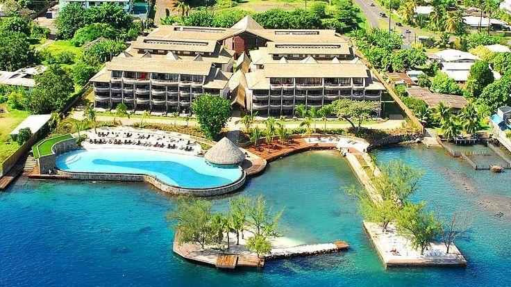 Francouzská Polynésie - Tahiti