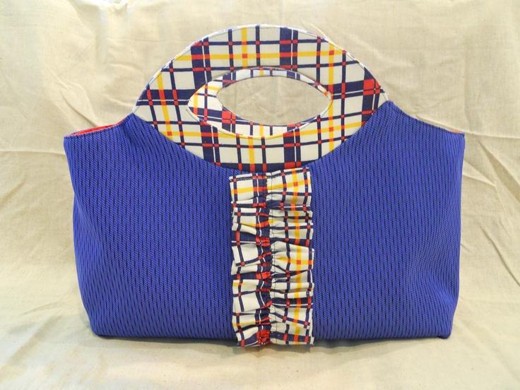 Amy Butler pattern -Miss Maven handbag