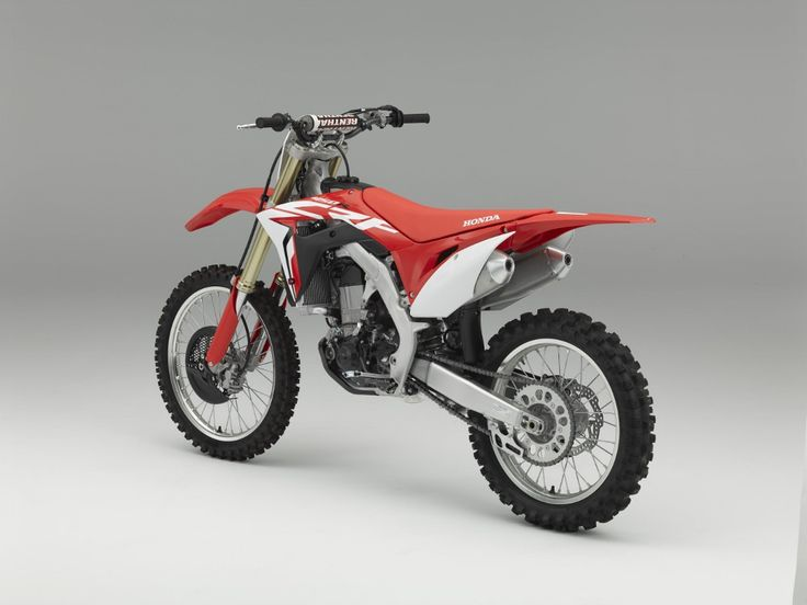 Nuova Honda CRF 450 R. E Start E Showa A Molla   Motocross.