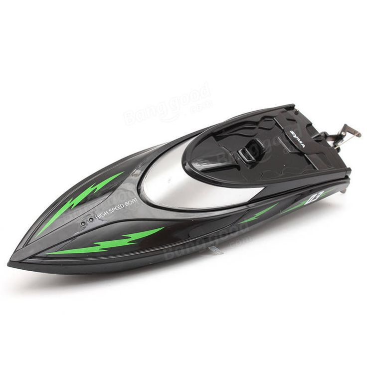 SYMA Q3 2.4G 4CH 180 Flip Waterproof High Speed Racing RC Boat With LCD Screen Kids Gift Toys Sale - Banggood.com