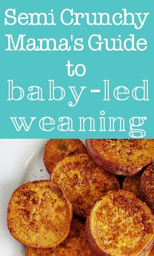 If your baby is approaching 4-6 months, this is the info you NEED to start solids! #babyledweaning