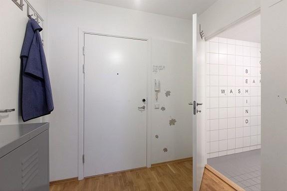 Til salgs nå! Liten og lekker 2-roms med stor balkong på Ensjø/Kampen