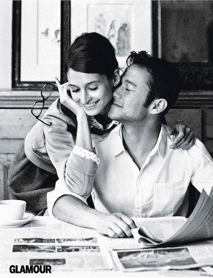 Joseph Gordon-Levitt kiss