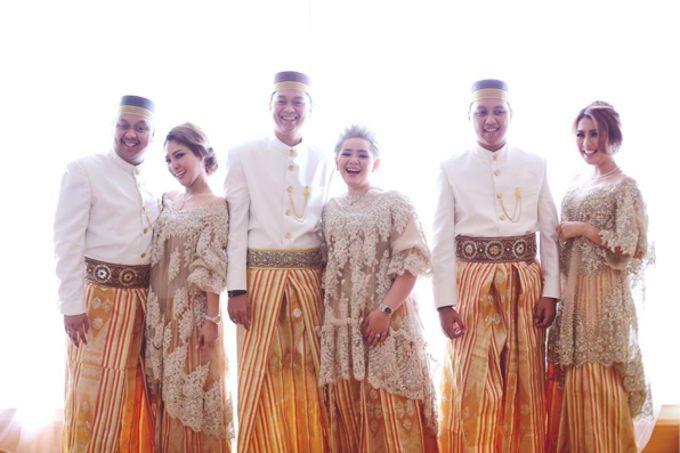 The Serene Baju Bodo by SVARNA by IKAT Indonesia Didiet Maulana - 002