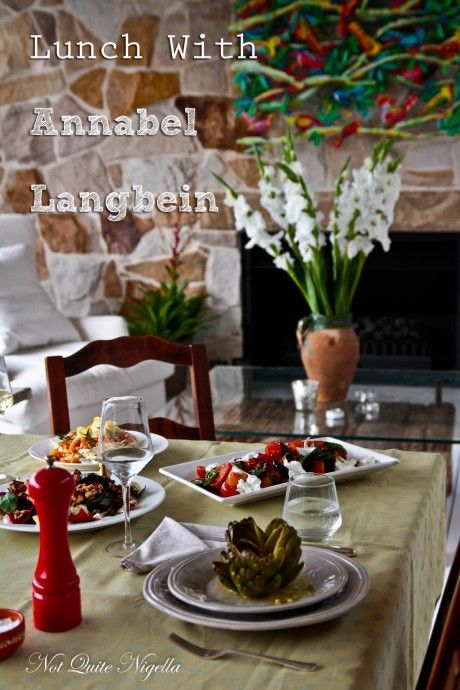 Lunch With Annabel Langbein