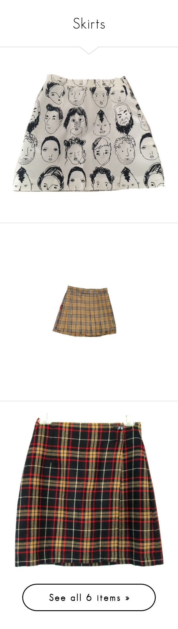"""Skirts"" by travel-more-worry-less ❤ liked on Polyvore featuring bottoms, skirts, mini skirts, plaid, short plaid mini skirt, tartan mini skirt, short plaid skirt, plaid mini skirt, white mini skirt and plaid skirt"